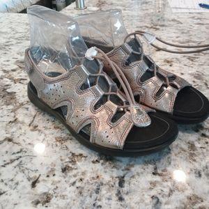 Ecco women's bluma toggle gladiator sandal size 8